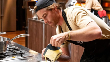 EXCLUSIVE: MasterChef's Hayden Quinn reveals the truth about Ben Ungermann's mysterious exit