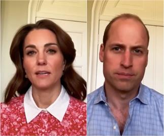 Duchess Catherine & Prince William surprise fans with an emotional radio broadcast alongside a host of British celebrities