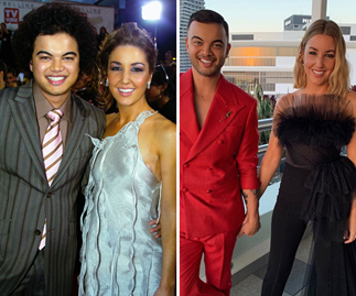 """What a wonderful adventure it has been"": Guy Sebastian and Jules Sebastian's love story in pictures"