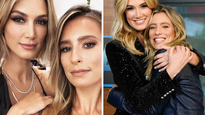 """My ride or die"": Inside Delta Goodrem and Renee Bargh's wonderful lifelong friendship"