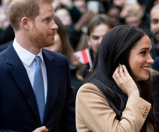 Prince Harry and Duchess Meghan celebrate exciting baby news with close friend, Tom Inskip