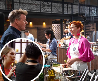 EXCLUSIVE: MasterChef's Sarah Clare reveals what fans didn't see of THAT hug between Laura Sharrad and Sarah Tiong