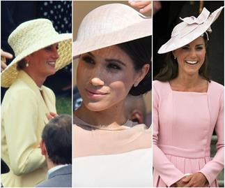 A cup of chic, your Highness? The best outfits from the Queen's summer garden parties over the years