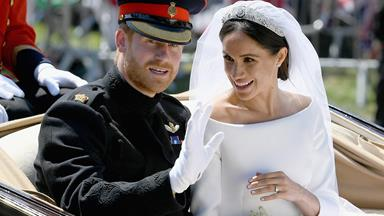 The touching way Prince Harry and Duchess Meghan spent their wedding anniversary