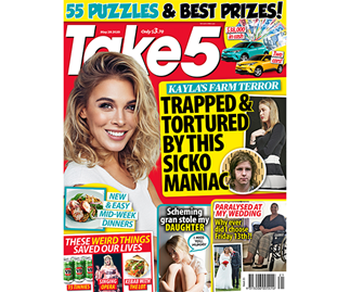 Take 5 Issue 21 Online Entry Coupon