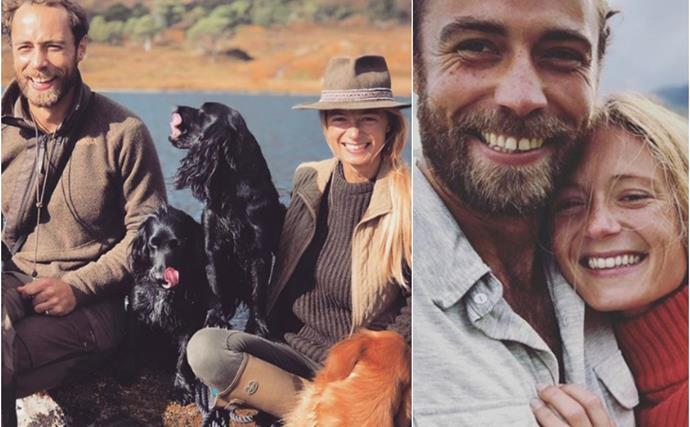 Must love dogs: The unique story behind James Middleton and Alizee Thevenet's relationship
