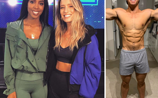 """The Voice's PT reveals Kelly Rowland and Renee Bargh's fitness secrets: """"They don't have special celebrity exercises or diets"""""""