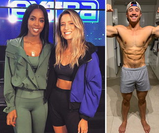 "The Voice's PT reveals Kelly Rowland and Renee Bargh's fitness secrets: ""They don't have special celebrity exercises or diets"""