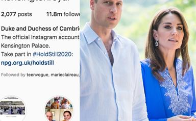 The intriguing reason behind Duchess Catherine & Prince William's unspoken name change on social media