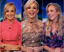 A news muse: Carrie Bickmore's style on The Project is what work wardrobe dreams are made of