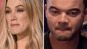 """EXCLUSIVE """"I couldn't stop crying"""": The two surprise singers who rattled Guy Sebastian and Delta Goodrem on The Voice"""