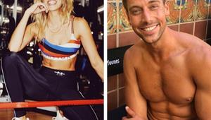 EXCLUSIVE: The Voice host Renee Bargh's secret flirtfest with Home and Away star