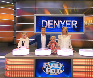 """""""The Feud's back baby!"""" Family Feud is returning to Network 10 with one very special difference"""