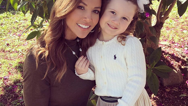 "EXCLUSIVE: House Rules host Kyly Clarke says her four-year-old daughter is already becoming a ""little TV presenter in the making"""