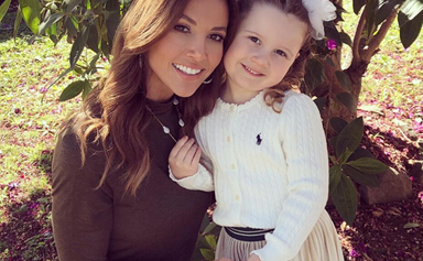 """EXCLUSIVE: House Rules host Kyly Clarke says her four-year-old daughter is already becoming a """"little TV presenter in the making"""""""