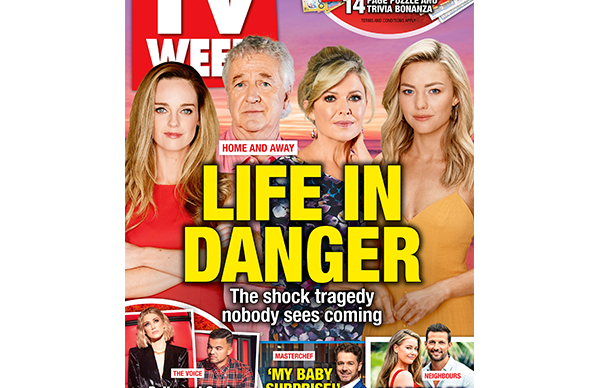 Enter TV WEEK Issue 22 Puzzles Online