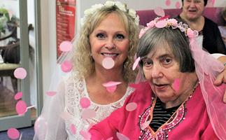 """REAL LIFE: """"Why I chose to hold my bachelorette party at a retirement home!"""""""