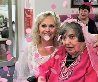"REAL LIFE: ""Why I chose to hold my bachelorette party at a retirement home!"""