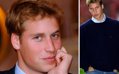 His Royal Handsome-ness: Just 17 photos of Prince William looking really, really, ridiculously good looking back in the day