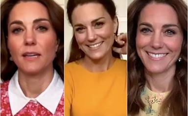 Duchess Catherine is a Zoom style zeitgeist, and gloriously, there's no end in sight