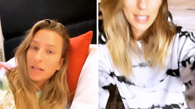 """Inside The Voice host Renee Bargh's """"#QuarantineDiaries"""" as she is forced to spend two weeks alone in a hotel room"""