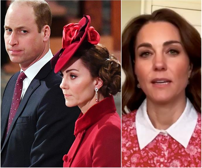 """Palace issues rare statement in response to """"false"""" claims about Duchess Catherine"""