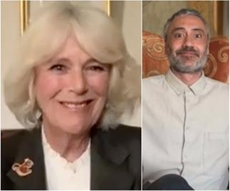 Camilla tries her hand at acting after joining forces with beloved Kiwi filmmaker Taika Waititi
