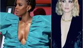 Delta Goodrem & Kelly Rowland keep hitting those high fashion notes on The Voice, and we're taking notes