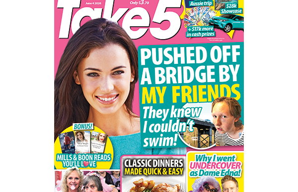 Take 5 Issue 22 Online Entry Coupon