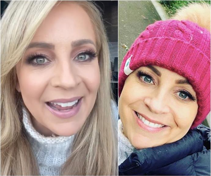 Carrie Bickmore shares heartwarming news as her Beanies 4 Brain Cancer initiative is relaunched