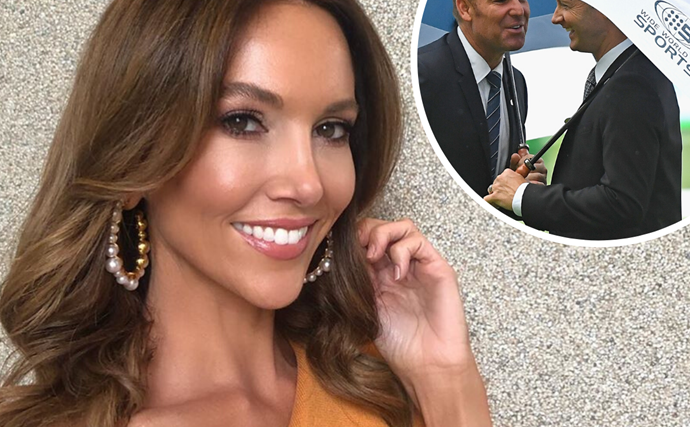 It's on! Shane Warne flirts up a storm with Kyly Clarke on Instagram