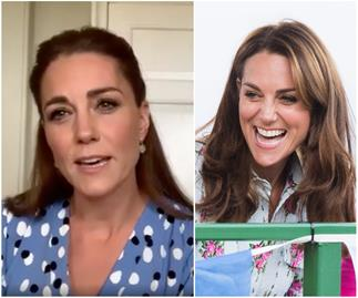 Duchess Catherine has been leaving secret comments to fans on Instagram - and she's revealed her nickname in the process