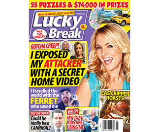Lucky Break Issue 23 Entry Coupon