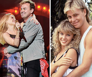 Especially for your birthday! Kylie Minogue shares the ultimate retrospective in a surprise tribute to Jason Donovan