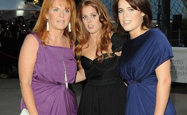 Sarah Ferguson's heartwarming dedication to her daughters Princess Beatrice and Princess Eugenie