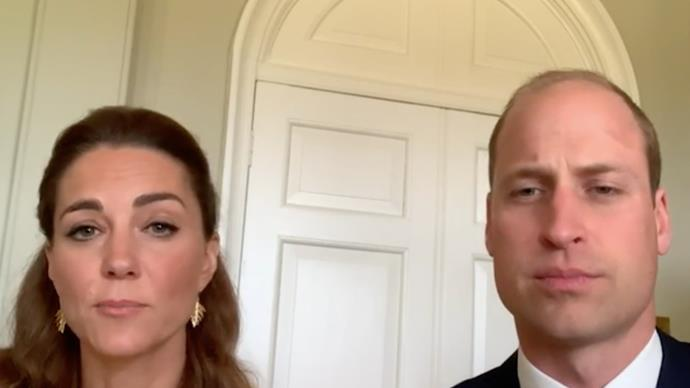 Duchess Catherine's yellow dress worn in a surprise video tribute to Australia has got everyone talking