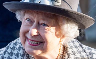 Queen Elizabeth finds another, rather unexpected way to celebrate on the anniversary of her Coronation