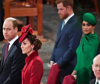 Catherine & William, Meghan & Harry throw their support behind the Black Lives Matter movement in a unique way