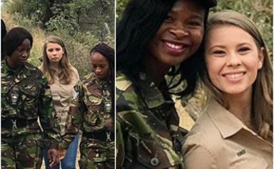 Bindi Irwin shares a special update about an incredible initiative in the wake of the Black Lives Matter protests