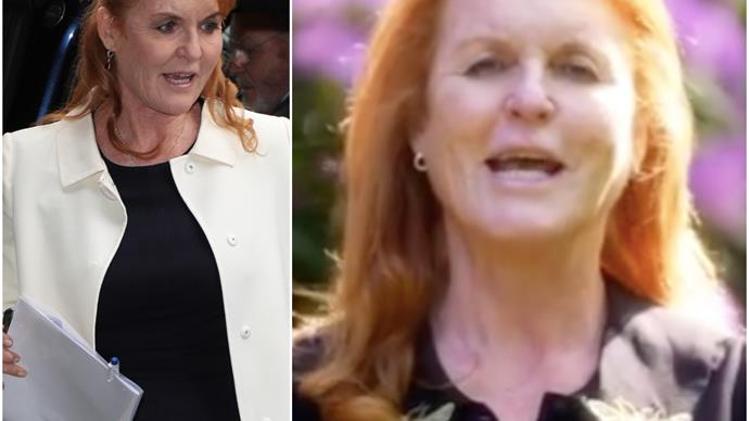 Sarah Ferguson announces a brand-new project she's been secretly working onamid the COVID-19 pandemic