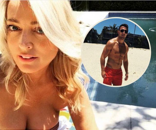 New couple alert?! Jackie O gets flirty with Sam Burgess