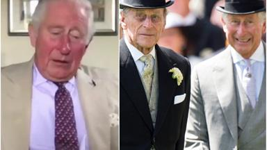 """I've been doing the FaceTime, but..."" Prince Charles reveals he's desperately missing his family"