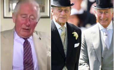 """""""I've been doing the FaceTime, but..."""" Prince Charles reveals he's desperately missing his family"""
