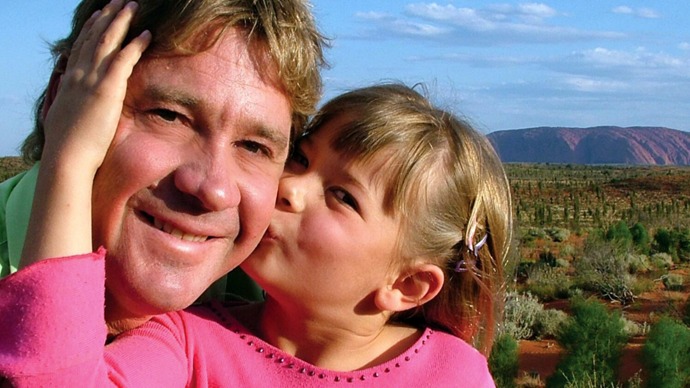 Bindi Irwin's heartfelt tribute to her parents Steve and Terri Irwin on what would have been their wedding anniversary