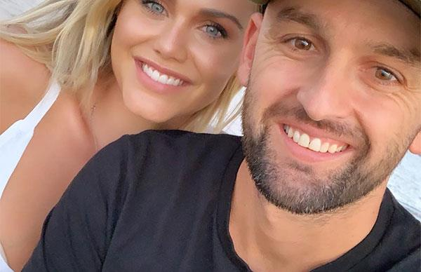 The Instagram clue hinting that Aussie cricket star Nathan Lyon is about to wed his mistress
