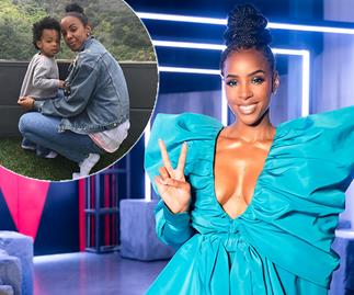 EXCLUSIVE: The Voice's Kelly Rowland says becoming a mum made her question her identity