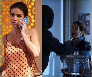 Home and Away: Leah's trauma comes to a head with yet another, terrifying set-back