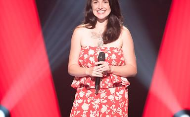 """EXCLUSIVE: Australian Idol winner Natalie Gauci admits it was """"really tough"""" auditioning for The Voice"""