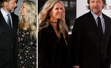 Danielle Spencer's gushy Instagram tribute to her ex Russell Crowe ignites rumours the couple will rekindle their romance!
