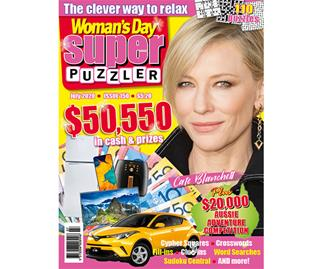 Woman's Day Superpuzzler Issue 150 Online Entry